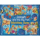Jonah & the Big Fish Matching Game