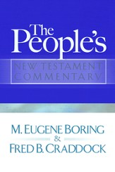 People's New Testament Commentary - eBook