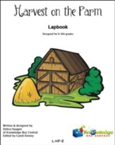 Harvest on the Farm Lapbook - PDF Download [Download]