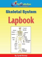 Skeletal System Lapbook -PDF Download [Download]