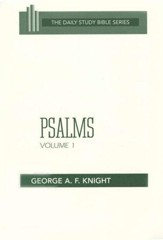 Psalms, Volume 1: Daily Study Bible [DSB]