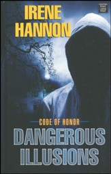 Dangerous Illusions, Large Print