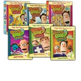 What's in the Bible? #1 to #6: Church Edition, DVD (6 Pack)