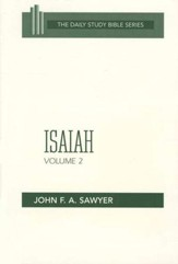 Isaiah 33-66, Vol. 2 Daily Study Bible, Old Testament - Slightly Imperfect