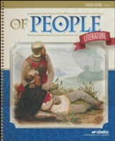 Of People: Literature, Teacher's  Edition--Grade 7 (5th Edition)