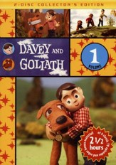 Davey and Goliath: 2-Disc Collector's Edition Volume 1
