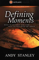 Defining Moments Study Guide