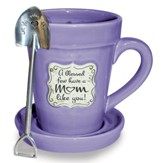 A Blessed Few Have a Mom Like You!, Flower Pot Mug