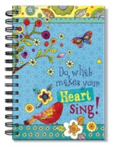 Do What Makes Your Heart Sing Journal