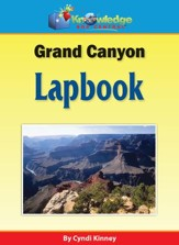 Grand Canyon Lapbook - PDF Download [Download]