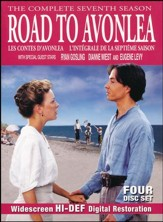 Road to Avonlea: The Complete Seventh Season, 4-DVD Set
