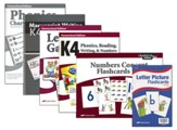 Abeka Grade K4 Manuscript Parent Kit