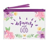 Definitely With God, Everything Pouch