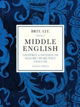 Brit Lit Vol. 2 - Middle English: Geoffrey of Monomouth, Malory, Pearl Poet, Chaucer