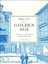 Brit Lit Vol. 3 - Golden Age: Sidney, Spenser, Shakespeare