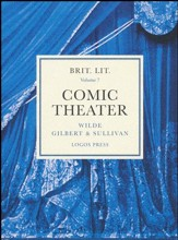 Brit Lit Volume 7 - Comic Theater: Wilde, Gilbert & Sullivan - Slightly Imperfect