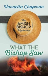 What the Bishop Saw, Large Print