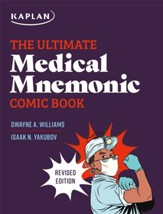 Ultimate Medical Mnemonics Comic Book