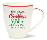 Christmas, It's the Best Time of the Year Christmas Mug