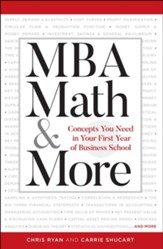 MBA Math and More