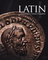 BJU Latin 1 Student Text, Second Edition