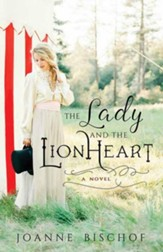 The Lady and the Lionheart, Large Print