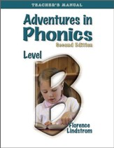Adventures in Phonics Level B, Second Edition, Teacher's Manual - PDF Download [Download]