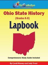 Ohio State History Lapbook - PDF Download [Download]