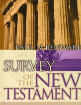 Survey of the New Testament [Hardcover]