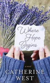 Where Hope Begins: Large Print