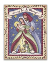 Away in a Manger Christmas Cards, Box of 18