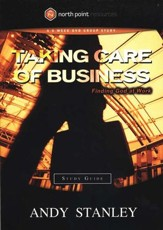 Taking Care of Business Study Guide - Slightly Imperfect