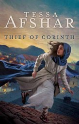 Thief of Corinth, Large Print Edition
