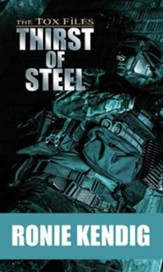 Thirst of Steel, Large Print Edition
