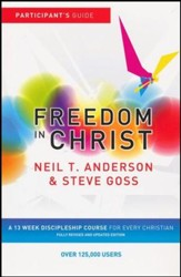 Freedom in Christ Workbook, 5-pack: A 13 Week Discipleship Course for Every Christian