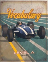 BJU Vocabulary Student Worktext  Level A (Grade 7), 3rd Edition