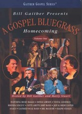 A Gospel Bluegrass Homecoming, Volume 1, DVD