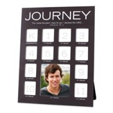 Journey, Through the Years, Photo Frame, Gray