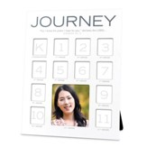 Journey, Through the Years, Photo Frame, White