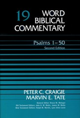 Psalms 1-50, Second Edition: Word Biblical Commentary [WBC]
