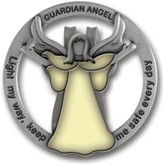 Light My Way, Angel Visor Clip, Glow-In-the- Dark