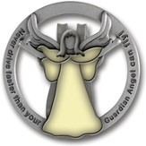 Angel Visor Clip, Glow-In-the- Dark
