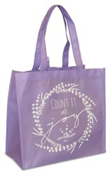 Count It All Joy, Eco Tote