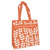 I Know the Plans, Eco Tote Bag, Orange