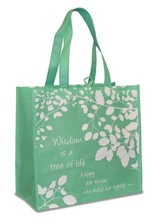 Wisdom Is A Tree Of Life Eco Tote