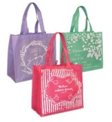 Inspirational Shopper Bag Collection