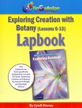 Exploring Creation with Botany Lessons 6-13 Lapbook