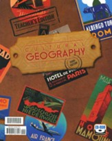 BJU Geography Teacher's Edition Book & CD-Rom, Grade 9  Third Edition