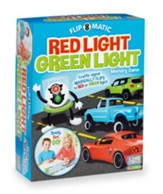 Flip-O-Matic! Red Light, Green Light Game