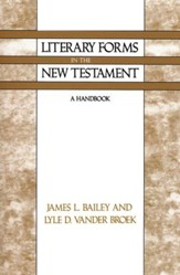 Literary Forms in the New Testament